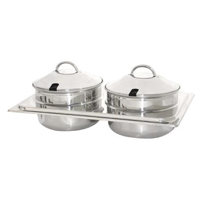 Kit bain-marie pour Chafing dish Milan - GN 1/1